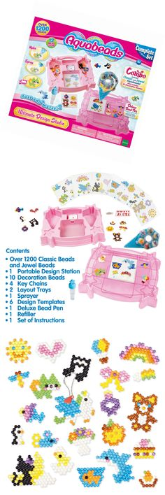 Bead Kits 134567 Aquabeads Ultimate Design Studio Playset Standard
