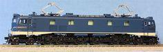 NEW HO gauge 72021 EF58 electric locomotive Blue Train quantum equipped 481 #Tenshodo