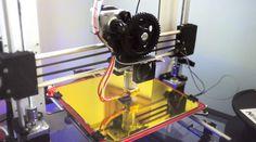first print 20mm cube