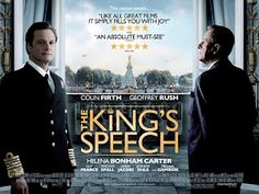 One of the best films I've seen in a long time....Colin Firth's Oscar was well deserved