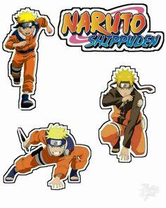 Naruto Quiz, Anime Naruto, Bolo Do Naruto, Naruto Party Ideas, Naruto Birthday, Karl Anthony, Naruto Shippuden, Birthday Crafts, Cake Toppers