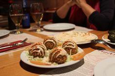 Lebanese food - from paperbagblog
