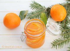 Coji de portocale confiate - Desert De Casa - Mara Popa