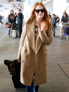 NOW ARRIVING photo | Jessica Chastain