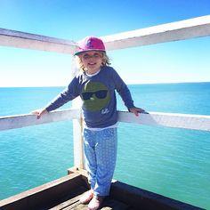 Hello Apparel Sunglasses Long Sleeve Raglan!! Available at www.frankiebaby.com.au now!