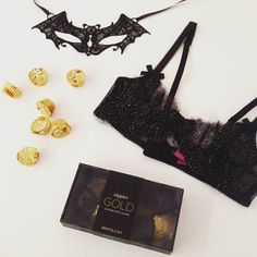 3 of our favorite things: Sequins sparkles and candy.  Featuring a new arrival from L'Agent the Grace demi bra. #lagentbyap #agentprovocateur  #halloween #sparkly #lace #tldfairhope