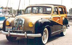 Austin A70 Countryman