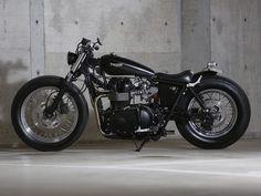平和モーターサイクル - Bonneville T100 001