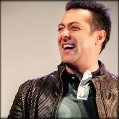 If this dint melt you. What will! Salman khan radiating hapinness.