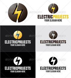 Elec Project - Logo Design Template Vector #logotype Download it here: http://graphicriver.net/item/elec-project-logo/2948041?s_rank=463?ref=nexion