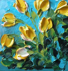 get most appealing and beautiful Oil Painting design for home, office and to gift. Embrace your life more by colourful and beautiful abstract oil painting Wow Art, Art And Illustration, Fine Art, Art Oil, Art Techniques, Painting Inspiration, Painting & Drawing, Finger Painting, Flower Art