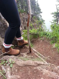WHAT HAVE YOU DONE IN YOUR BLUNDSTONES TODAY?   Love adventure! #yourboots