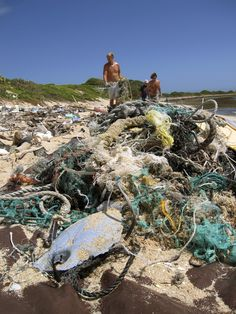 Though it's existed for decades, the swirling collection of debris particles and trash adrift in the middle of the Pacific Ocean known as the Great Pacific G...