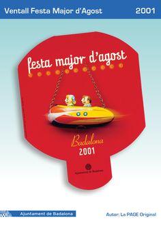 Festa Major d'Agost de Badalona 2001