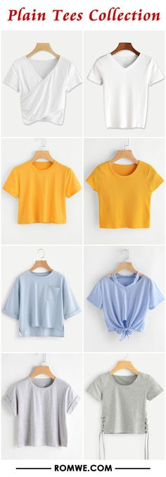 Plain Tees Collection