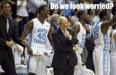 unc basketball - roy williams