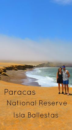 Paracas is the gateway to Islas Ballestas, Peru