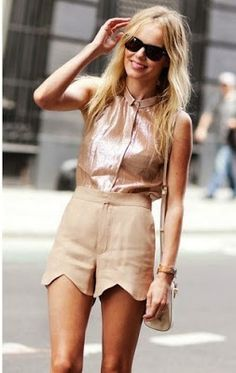 Pretty Little Thing NYC: Monday Muse: Kate Bosworth. Rose Gold