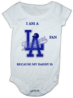 Majestic Los Angeles Dodgers Mlb Baby Infant Clothing Impulse