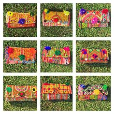 BELLA CLUTCHES #inlove #baiga #style #bella #clutch #bags #sobres #india #hindu #cool #moda #onda #super #style #fashion #stylish #wow #nice #color #summer #moda