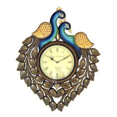 Buy contemporary wall clocks online India - myiconichome