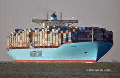 EMMA MAERSK - IMO 9321483 - Callsign OYGR2 - ShipSpotting.com ...