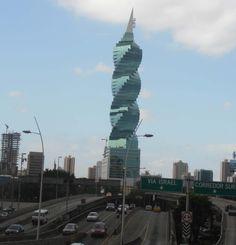 The 'Screw'  Panama City, Panama