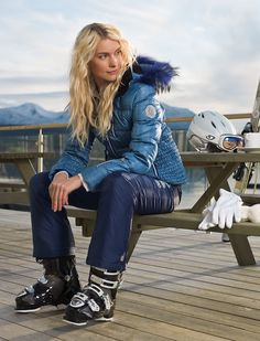 Luhta ski fashion