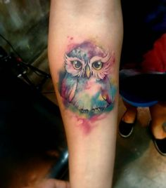 There are many kinds of tattoo design, but which one is your preferable? Here is 10 best tattoo ideas for women and men ever. Enjoy!. 1- Owl...