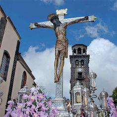 Influencias andaluzas en la Semana Santa de Tenerife - http://gd.is/FX6UJO