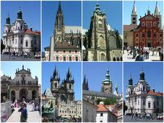 _: Prague, the City of Hundred Spires