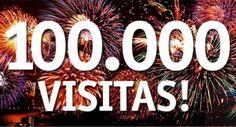 Canadauence TV: Nesse acabamos de completar 100 mil visualizações ...