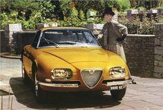 1964 Alfa Romeo 2600 SZ