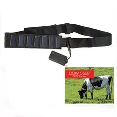 GPS Tracker with Waterproof GPS tracker with battery built-in and Collar cut alert for the cow, horse, sheep and other large wild animals enables farmers to track their livestock 24 hours a day. Gps Tracking, Tracking Devices, Gps Tracker For Car, Hunting Cameras, Ptz Camera, Cctv Surveillance, Bullet Camera, Dome Camera, Solar Charger