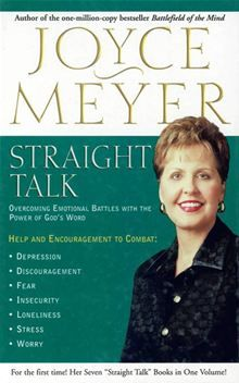 All seven life-changing books from the Straight Talk series by bestselling author Joyce Meyer are within these pages. Readers will find powerful insights, stories of the author