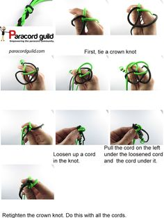 Learn how to tie this useful knot.