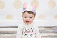 A personal favorite from my Etsy shop https://www.etsy.com/listing/510758109/easter-bunny-headband-ears-headband