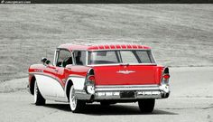 1957 Buick wagon