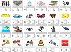 coloca-a-vogal-que-falta-18 Calendar, Education, Holiday Decor, Cards, Tvs, Bingo, Professor, Reading Activities, Toddler Learning Activities