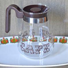 pichet café Pyrex vintage - deco-graphic.com