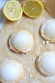♥ Ravioli mit Zitronen-Ricottafüllung {ja mei, die gehen ja auch süß!}