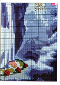 Couple Drawings, Mother Mary, Cross Stitch Patterns, Christian, Crafts, Painting, Honey, Cross Stitch Art, Cross Stitch Embroidery