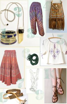 10 essential pieces for a summery boho wardrobe