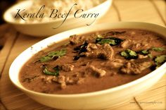Nadan Beef Curry - Traditional Beef Curry from Kerala