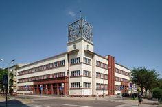 Adolf Szyszko-Bohusz, gmach poczty w Częstochowie, 1926, fot. Jarosław Matla  #SzyszkoBohusz #architektura #architecture #postoffice #poczta