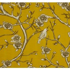 VINTAGE BLOSSOM-CITRINE,$28.00. I have this lovely fabric