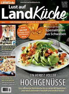 Unser heutiger Code ist das erste Wort, das uns bei dieser brandneuen Ausgabe von Lust auf Landküche eingefallen ist: LECKER 😋  Auch wenn es bei uns in Karlsruhe noch sommerliche 30 Grad hat: diese Spätsommer- & Herbst-Rezepte sind sowas von mhhhhh...  Aber seht selbst: https://www.united-kiosk.de/epaperMonday/