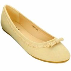 591315590ac1 Ballerines abricot femme a bout rond
