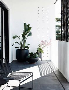 Minimalist Balcony Ideas: A New Trend - Unique Balcony & Garden Decoration and Easy DIY Ideas