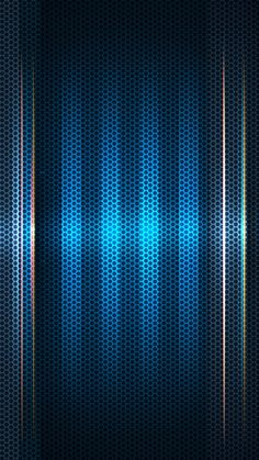 Blue Brushed Metal wallpapers for mobile phone Blue